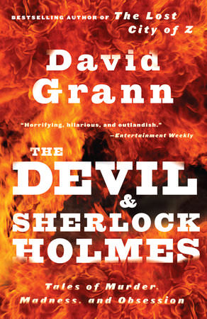 cover image for The Devil and Sherlock Holmes