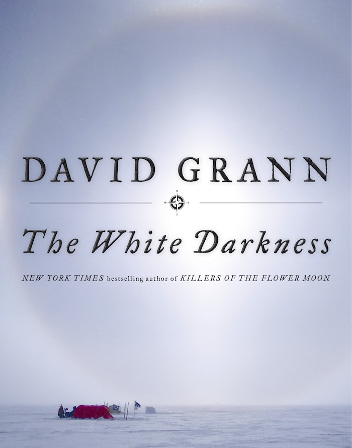 cover image for The White Darkness